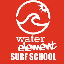 Water element logo
